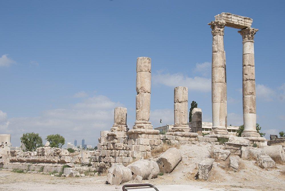 cittadella giordania