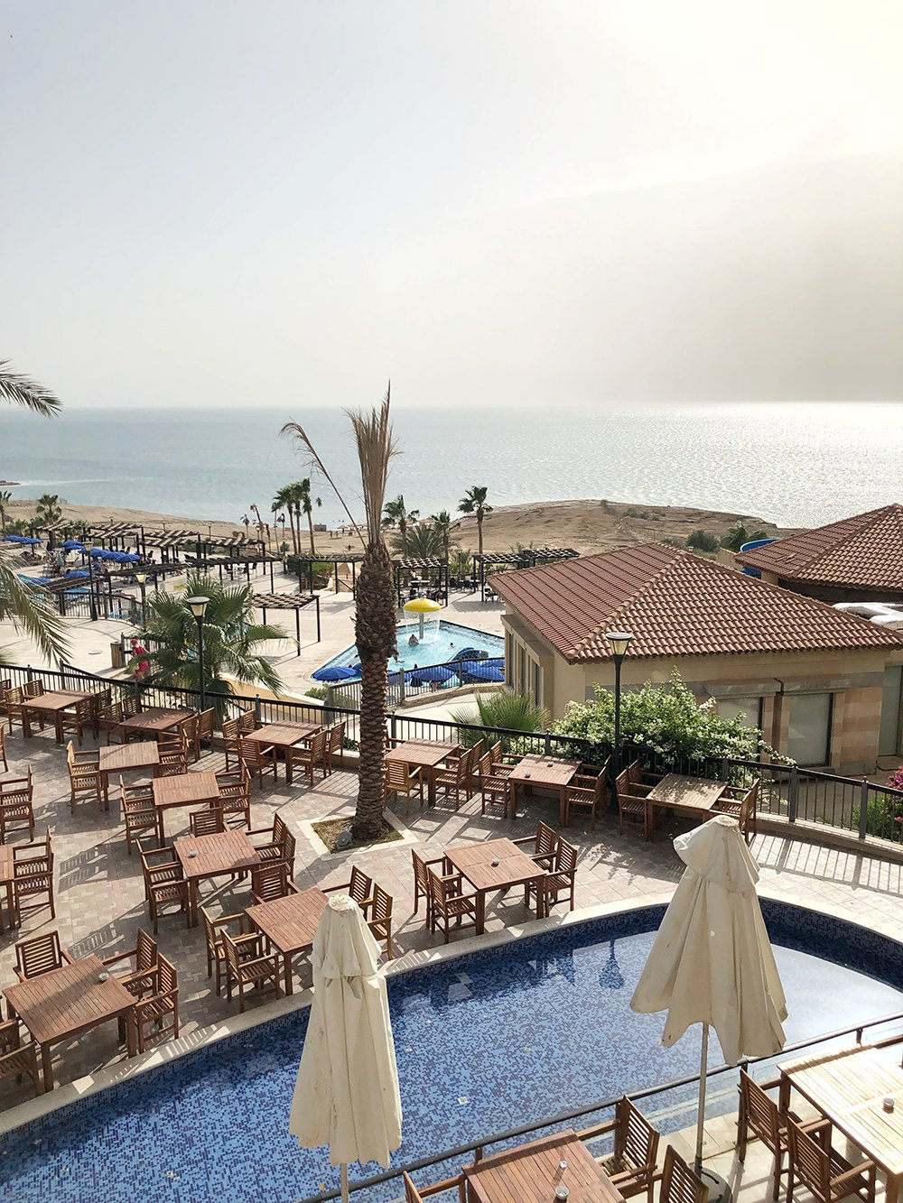 dead sea spa resort