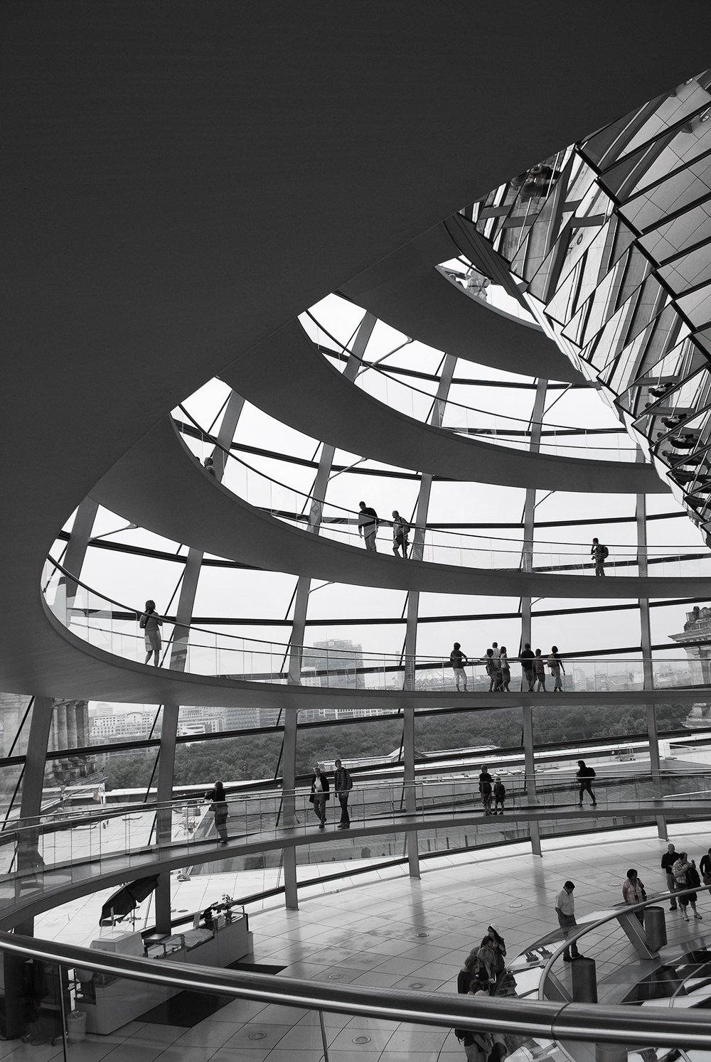 parlamento berlino cupola