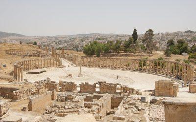Visitare Jerash, la Pompei della Giordania