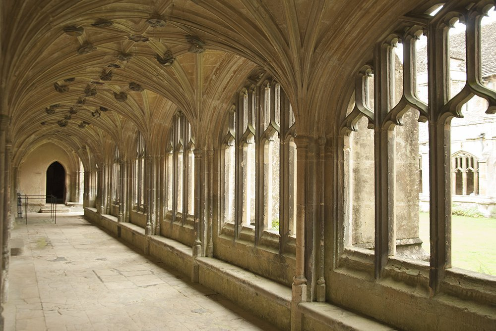 LAcock harry potter location hogwarts abbazia