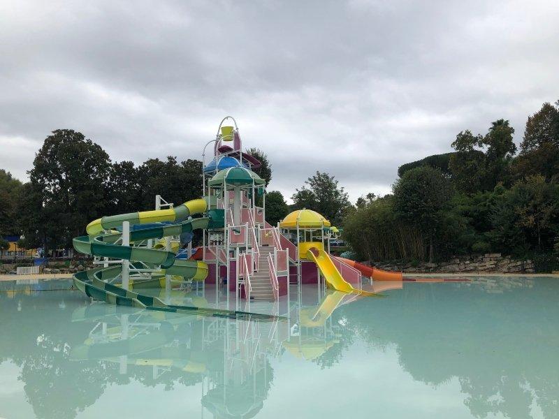 luneur park roma splash zone