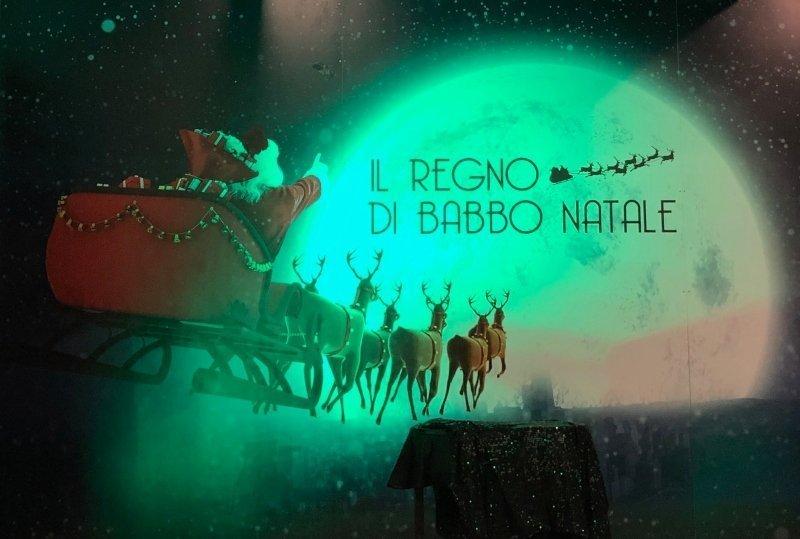 Vetralla: visitare Il Regno di Babbo Natale