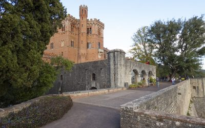 Cosa fare nei dintorni di Siena: visita al Castello di Brolio, il gioiello del Chianti