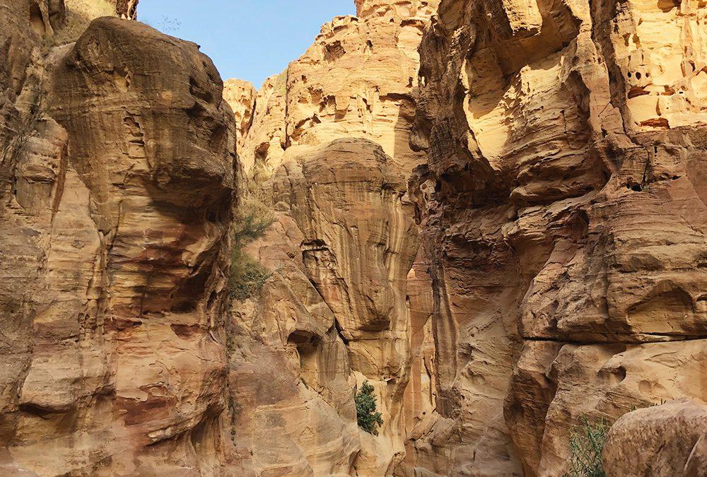 Viaggio on the road in Giordania: cosa aspettarsi