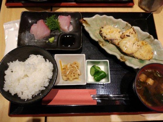 cucina giapponese menu tipico