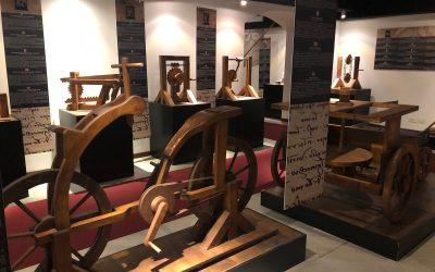Visitare il Museo Leonardo Da Vinci Experience a Roma