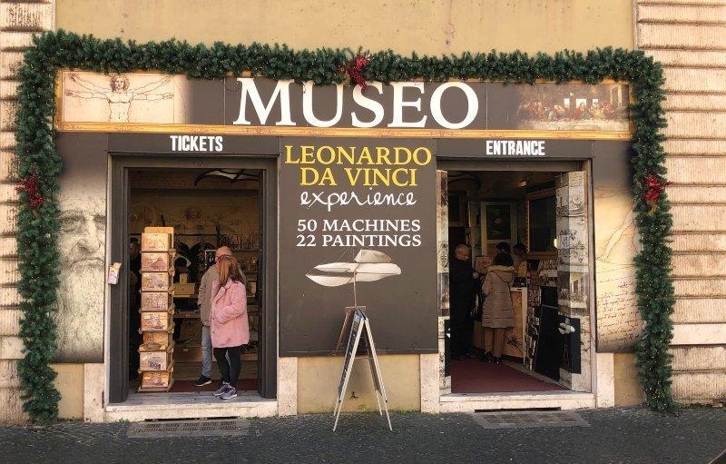 leonardo experience roma