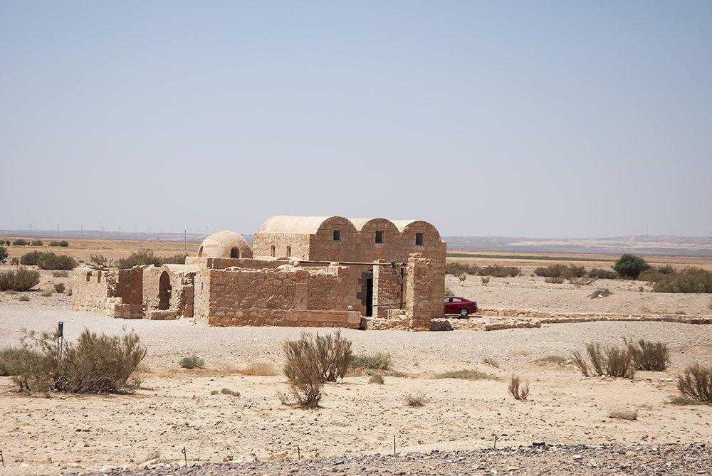 amman castelli deserto