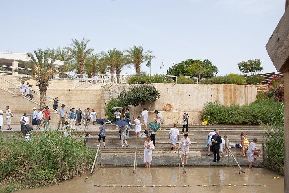 sito battesimo Gesù
