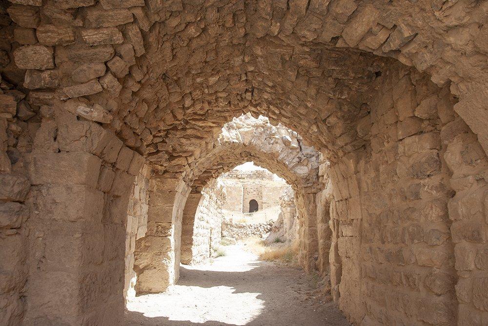 castello di karak giordania
