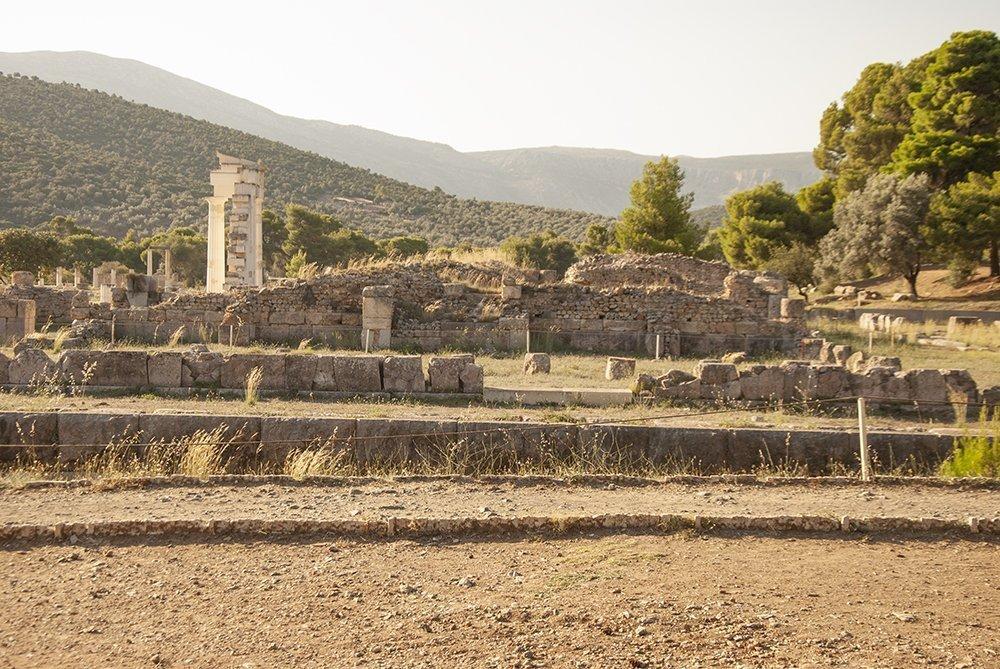 epidauro grecia argolide