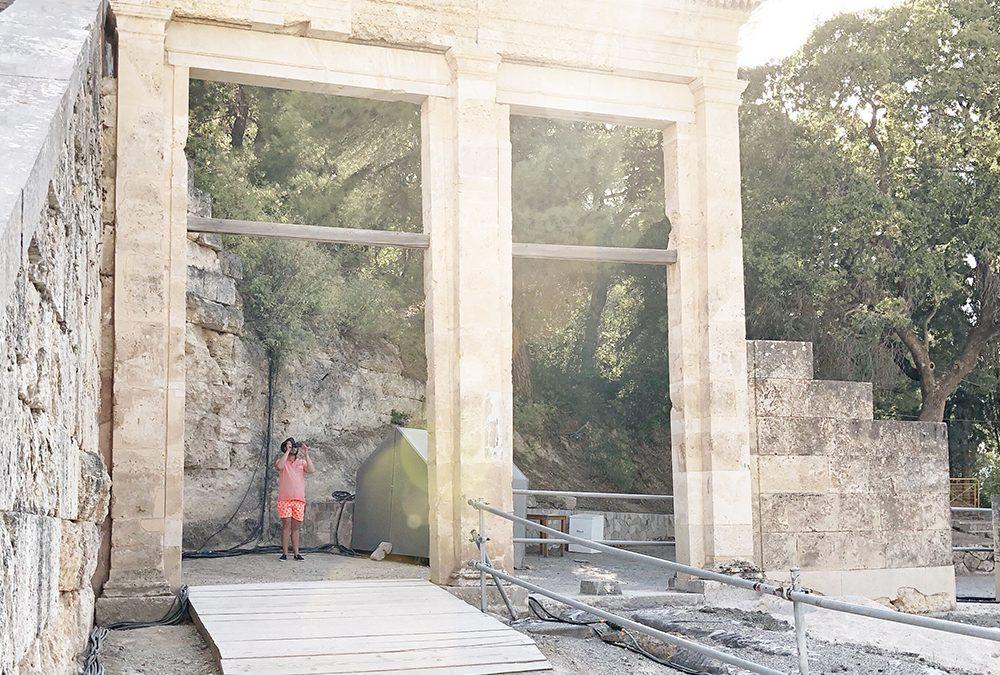 Visita a Epidauro: non c'è solo il Teatro!