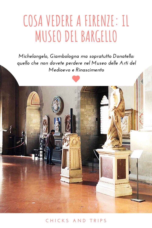 museo del bardello firenze donatello david