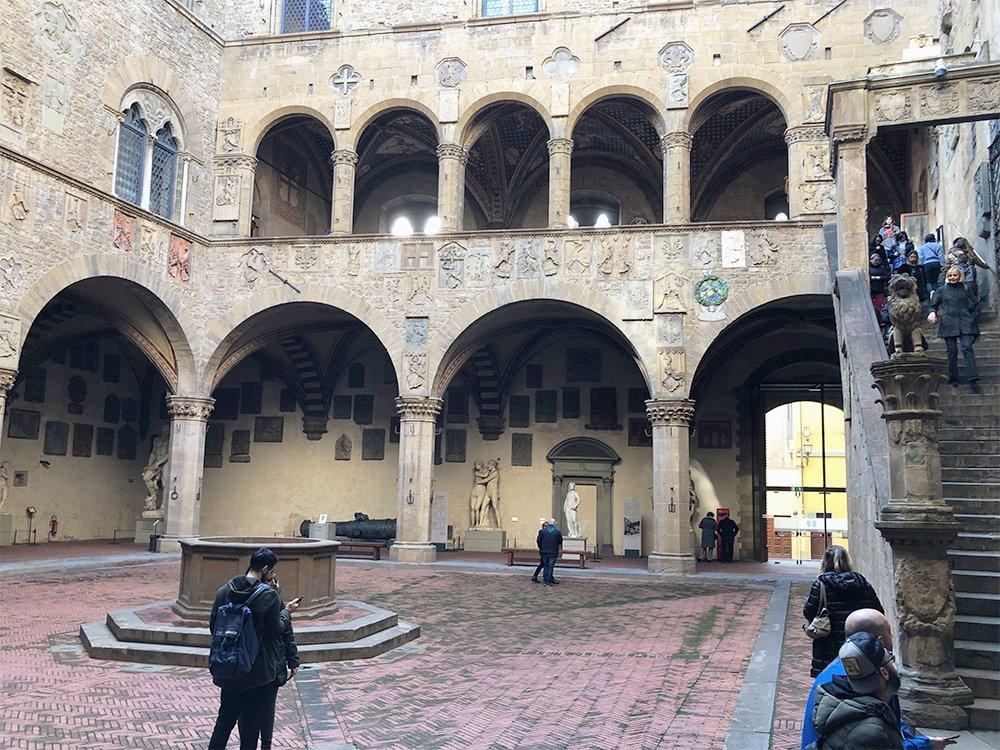 cortiel museo nazionale del bargello firenze