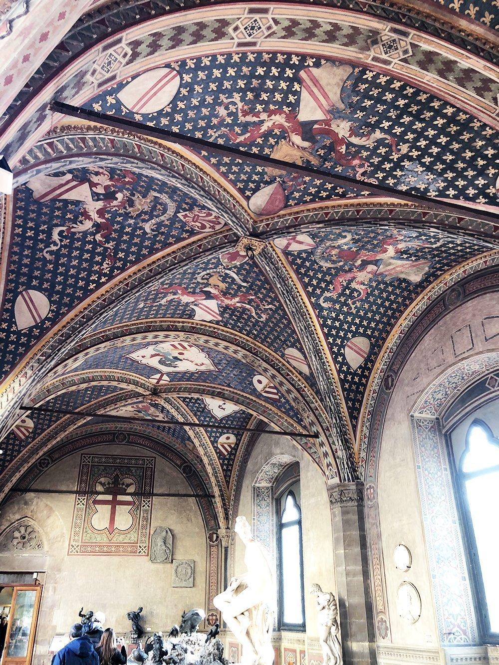 museo del bargello firenze loggia verone