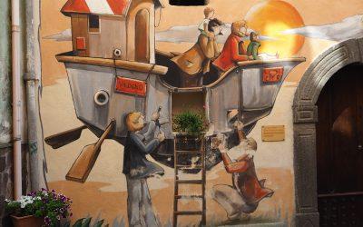 Cosa vedere in provincia di Caserta: Valogno, il paese degli artisti