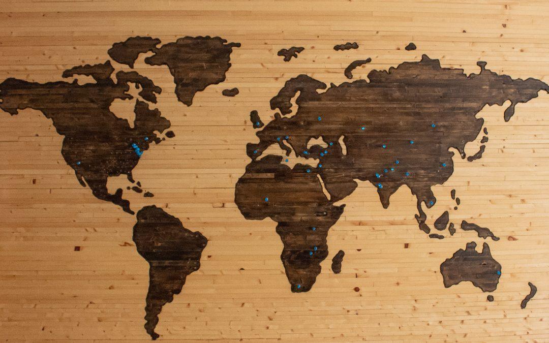 3 pulse Travel Map: cos'è e come usarlo