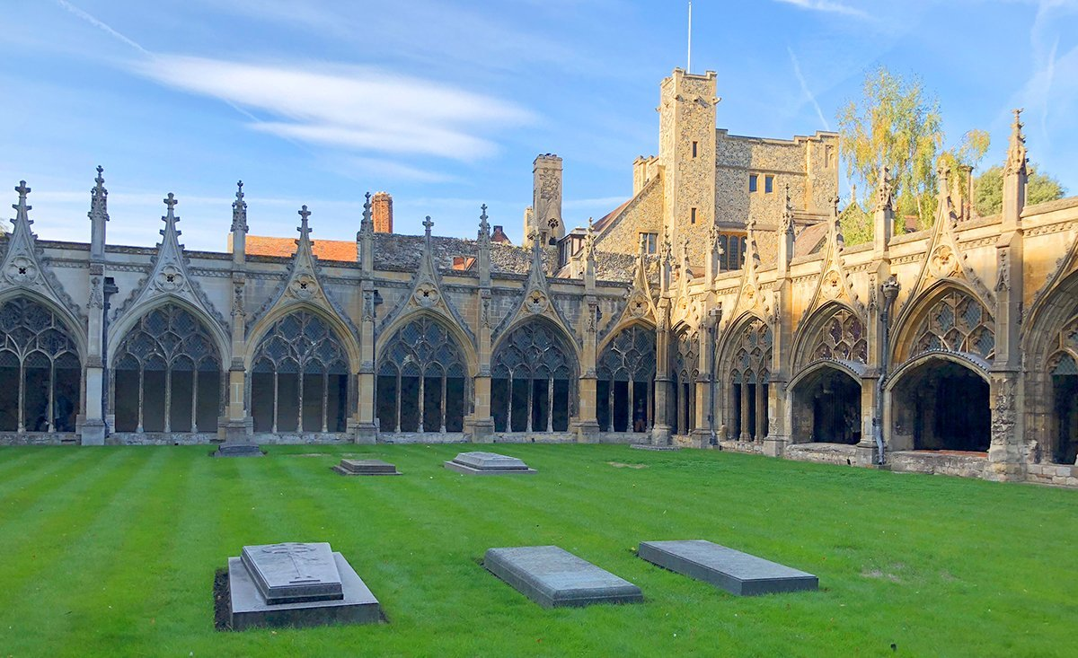 cattedrale canterbury