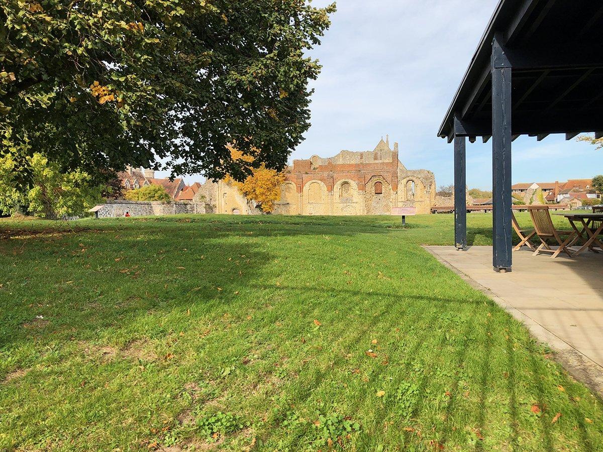 abbazia sant'agostino canterbury
