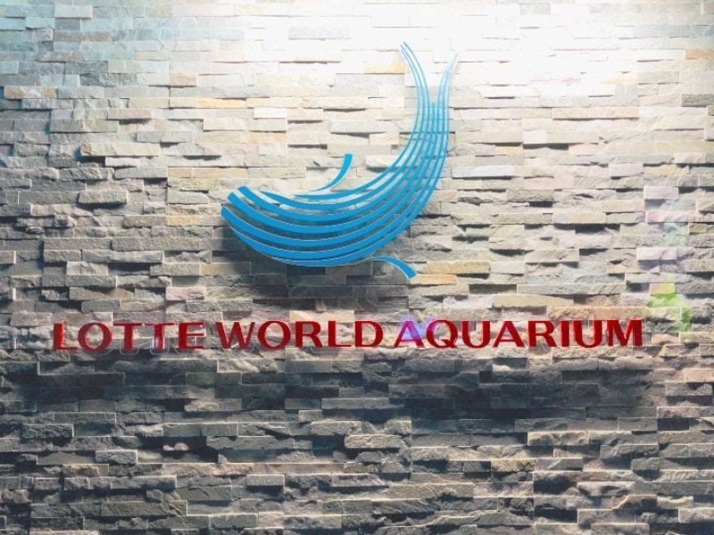 Lotte World Aquarium a Seoul