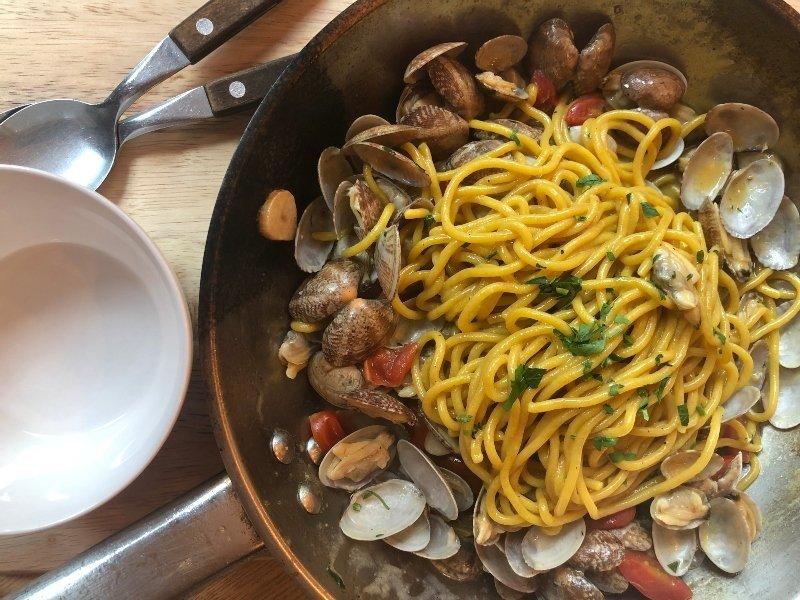 Mangiare italiano a Seoul: il Ristorante Brera