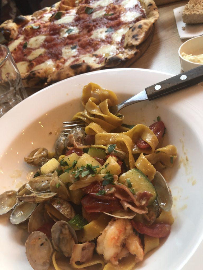 mangiare italiano seoul corea del sud ristorante brera
