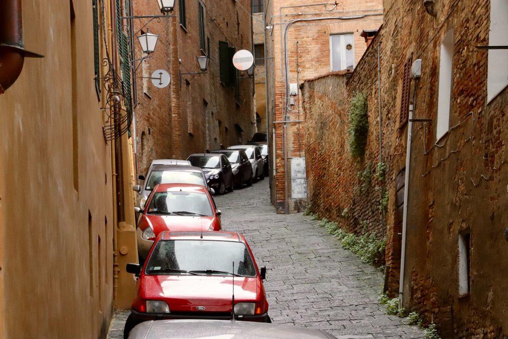 parcheggi a siena toscana