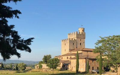Cosa vedere nei dintorni di Siena: il Castello della Chiocciola
