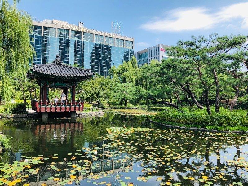 parchi pubblici corea