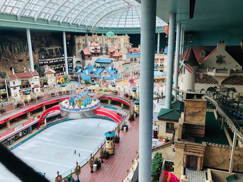 Cosa fare a Seoul: un giorno al Lotte World Adventure