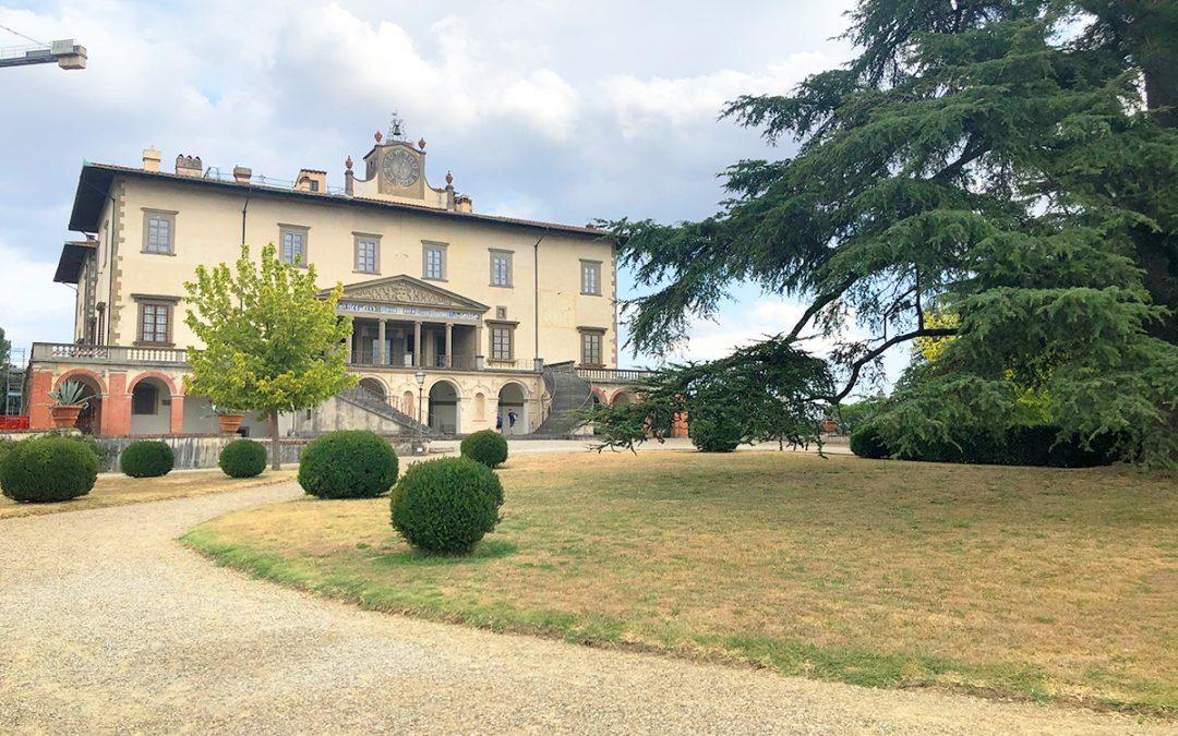 Cosa vedere vicino Firenze: la Villa Medicea di Poggio a Caiano