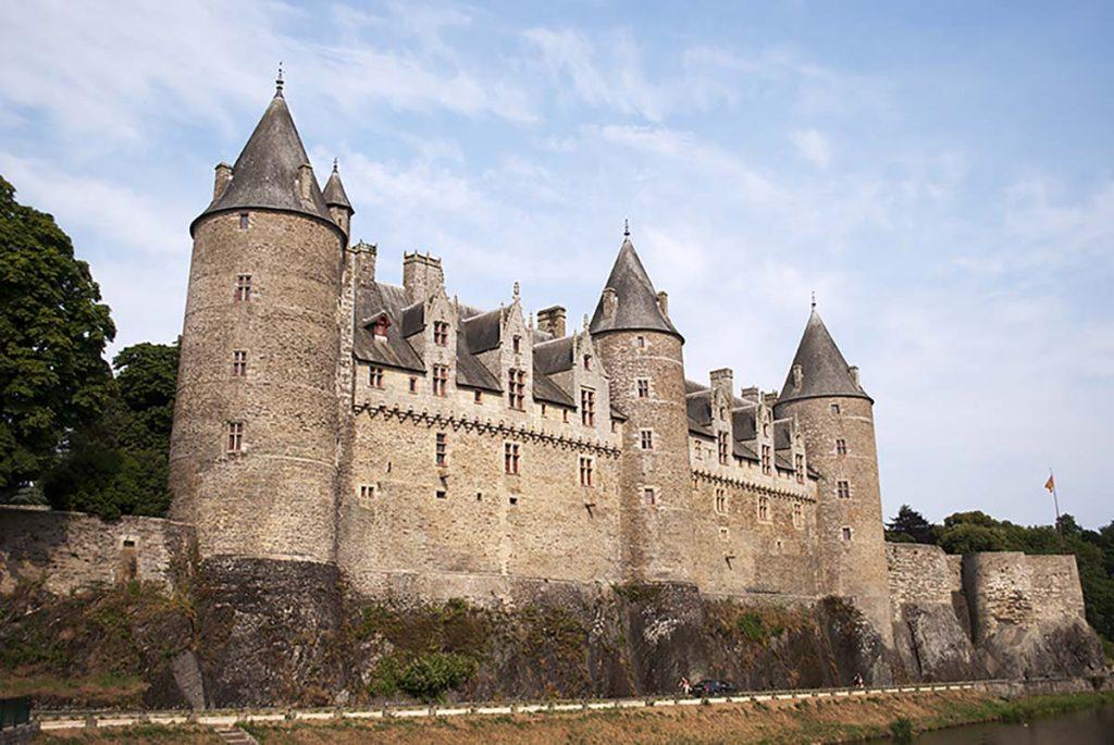 castello josselin bretagna francia