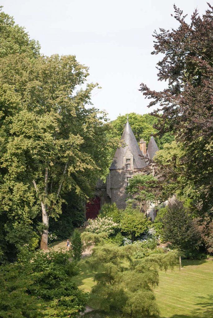 castello di josselin bretagna