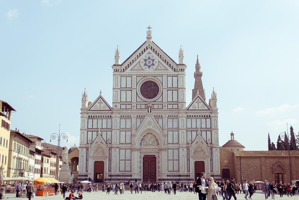 Basilica di Santa Croce, Firenze: biglietti, orari e tour