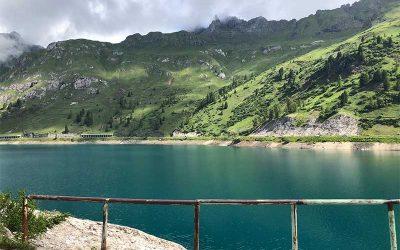Cosa fare in Val di Fassa quando piove:  escursione al Lago Fedaia