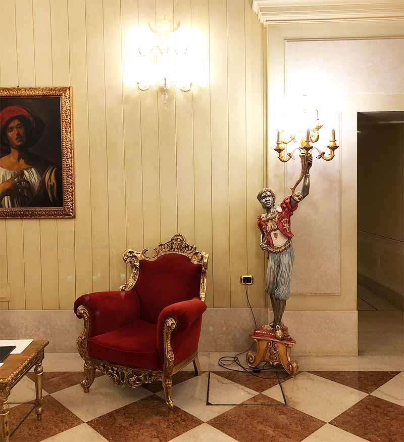 hotel venezia ca' vendramin