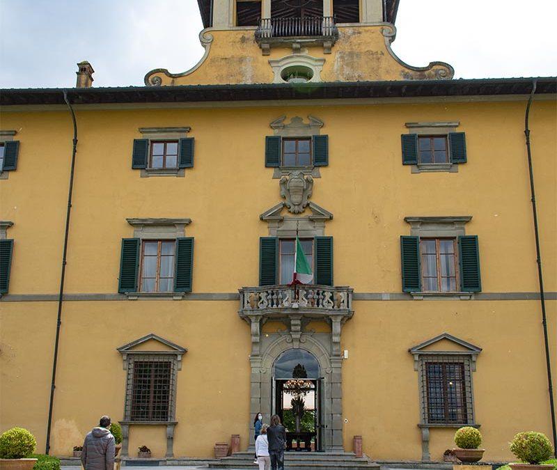 Cosa vedere nei dintorni di Firenze: Villa Castelletti