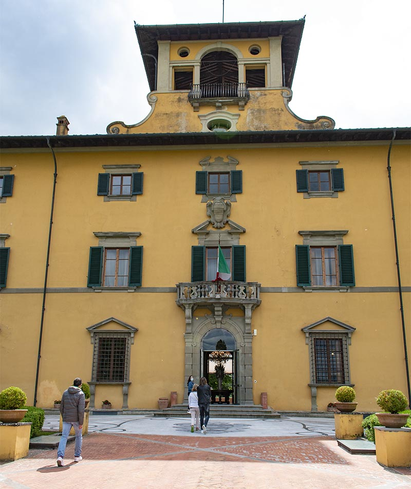 villa castelletti firenze