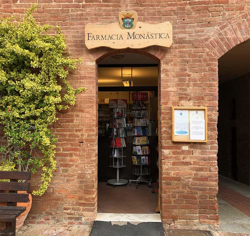 monte oliveto farmacia