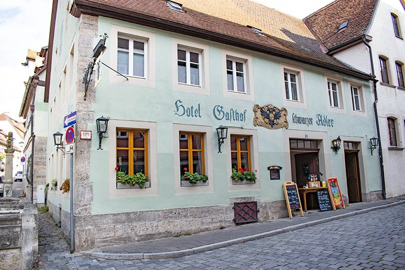 Rothenburg ob der Tauber hotel