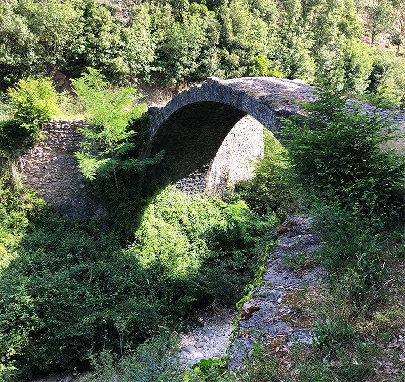 trekking siena ponte della pia