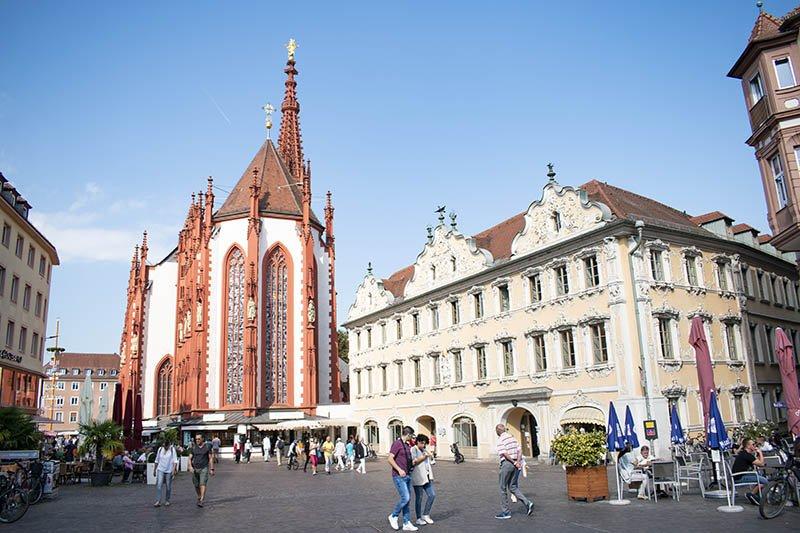 wurzburg marienkapelle